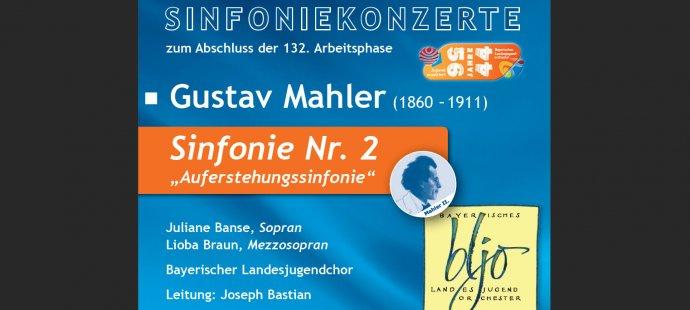 Sinfoniekonzert des bayerischen Landesjugendorchester