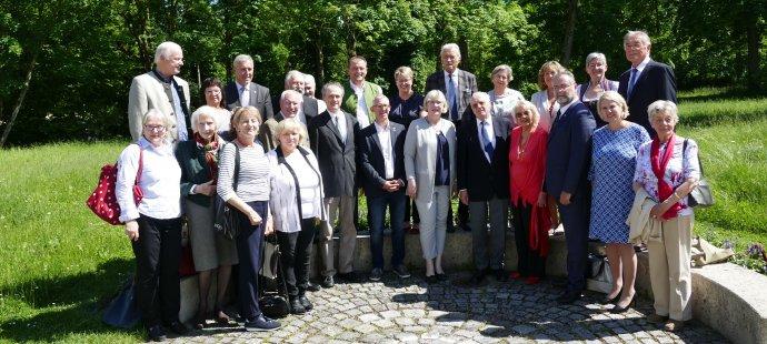Jahrestreffen der Ortsfreundschaft Leuchtenberg