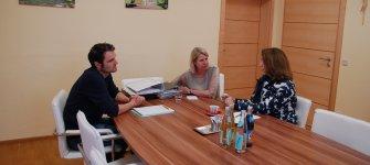 Zu Besuch in der Gemeinde Denkendorf