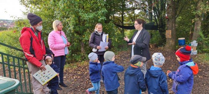 News aus dem Waldkindergarten Denkendorf