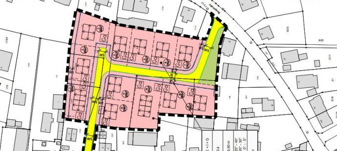 """Bebauungsplan Nr. XLIX (49) """"Südliche Dorfmitte"""" OT Zandt"""