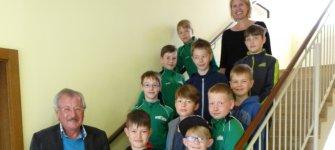 Jugend wird Hallenkreismeister
