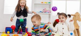 Kindergärten, Krippen, Horte