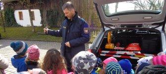 Polizeibesuch im Kinderhaus