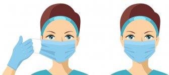 Masken für pflegende Angehörige