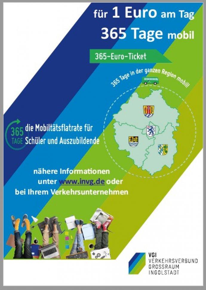 Einführung 365-Euro-Ticket zum 01.08.2021