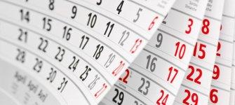 Terminübersicht, Gebühren und Öffnungszeiten