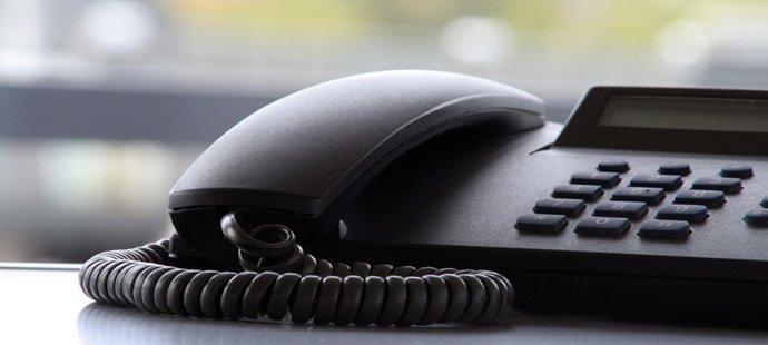 Telefon, Internet, Kabel