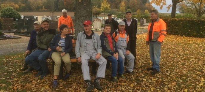 7. Friedhofsaktion